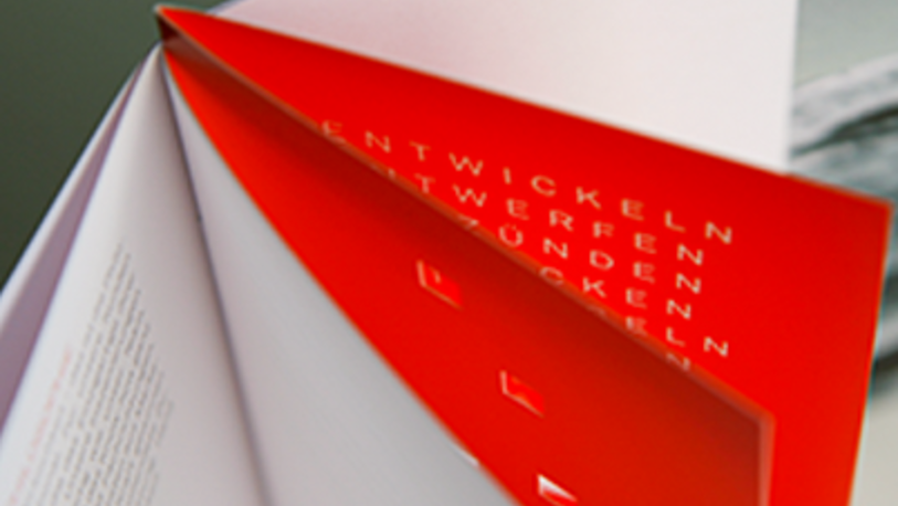 Corporate Identity Corporate Literatur Design Display International