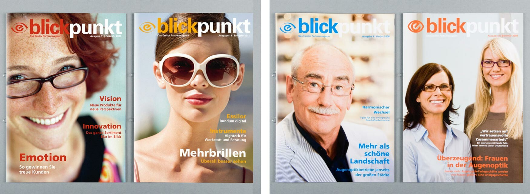 Content Relations Campaigns Essilor