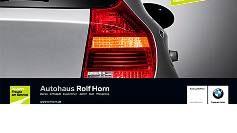 Brand Strategy Autohaus Rolf Horn